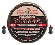 JSB Predator Polymag .20 Cal 13 Grains Pointed 450 Count (3 tins 150)