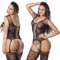 Sexy Lady Lace Lingerie Nightwear Underwear G-string Chemise Babydoll Sleepwear