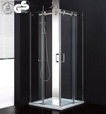 Bad Duschkabine Duschabtrennung Duschenwand dusche mit Gleittür ESG MSST409