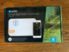 NEW Rachio Smart Sprinkler Controller 2nd Generation 8 Zone