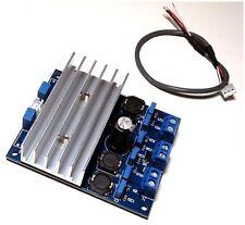 TDA7492 2x50W D Class High-Power Digital Amplifier Board AMP Board With Radiator