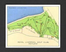 New listing PLAYER - CHAMPIONSHIP GOLF COURSES - #2 HOYLAKE