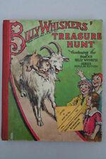 Billy Whiskers - Tresure Hunt