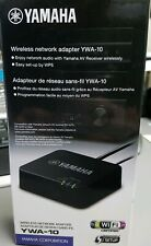 Yamaha YWA-10 WiFi Network Adapter Wireless Ethernet Internet Connection USB NEW