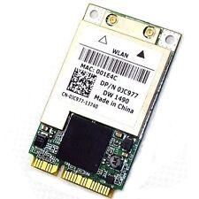 + Dell DW 1490 0JC977 Dual Band WLAN 802.11a/b/g BCM94311MCAG Mini PCI Express +