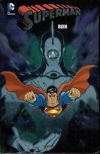 Superman n.18 RUIN di G.Rucka ed.Mondadori SCONTO 50%