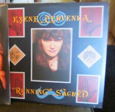 EXENE CERVENKA RUNNING SCARED X JOHN DOE W/ BOOK art lyric poster lp r170757 '90