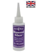 Diamond Glaze Clear glass like finish Judikins 1 Piece 2oz Bottle 73gr from USA