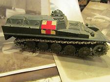 ancien char tank militaire solido amx 13 dci  11,2 cm