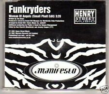 (E390) Funkryders, Woman of Angels - DJ CD