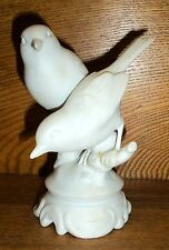 Ceramic Bird Figurine - Gerold Porzellan Bavaria - Western Germany