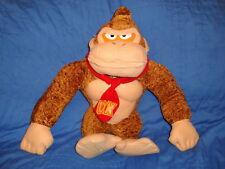"Donkey Kong Plush Nintendo Kellytoy 2001 18"""