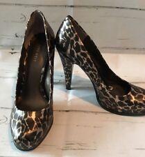 Leopard Animal Print Stiletto West Nine West Stiletto Heels for Damens     35ce72
