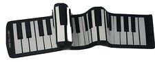 ROLL UP PORTABLE KIDS toy PIANO flexible