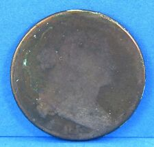 1797 Draped Bust Large Penny United States One Cent Coin