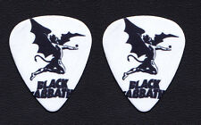 Black Sabbath Promo White Guitar Pick