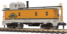 70-77026 Mth One Gauge Denver Rio Grande Offset Steel Caboose