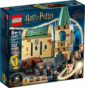 LEGO Harry Potter Hogwarts Fluffy Encounter 76387