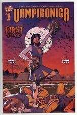 VAMPIRONICA #1 Archie Horror Comics Betty & Veronica Vampirella VARIANT COVERS!