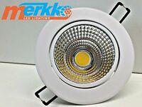 LED Downlight Tilt Spotlight Recessed Kitchen Lights Ceiling spotlights 5/7w