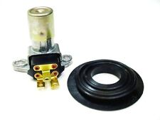Oldsmobile 61-78 GM AC Delco Hi Lo Beam Headlight Dimmer Switch & Carpet Grommet