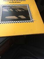 ORIGINAL LP RECORDING:HEADS & TALES-HARRY CHAPIN ELEKTRA RECORDS 1972