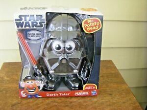 Playskool Star Wars Mr Potato Head Darth Tater. D3 NIB