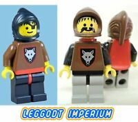 Lego Castle Minifigures - Wolf People / Wolfpack - minifig FREE POST