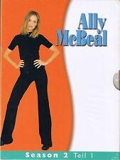 Ally McBeal: Season 2.1 Collection Box Set NEU OVP Sealed Deutsche Erstausgabe