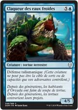 MTG Magic DOM - (x4) Cold-Water Snapper/Claqueur des eaux froides, French/VF