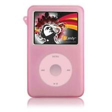 Pink Rubber Silicone Skin Cover Case For iPod Video 30GB Classic 80GB/120GB/160