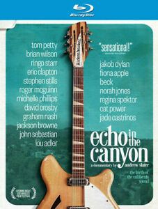The Beach Boys - Echo in the Canyon [New Blu-ray]