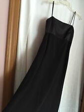 Alfred Angelo Black Floor Length Evening Gown