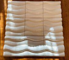 New ListingSet of 9 Ikea Stromma Plastic Wall Panels by Asa Gray Panton Kartell Style