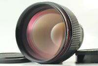 [Mint+++] Canon NFD New FD 85mm F1.2 L Telephoto Portrait MF Lens JAPAN #2248