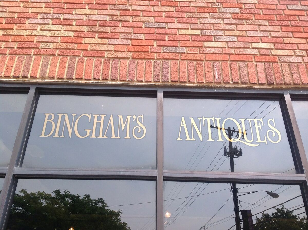 Bingham's Antiques