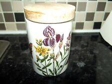 portmeirion botanic garden spice/small storage jar