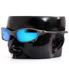 Gafas de sol de hombre de espejo azules Ikon