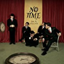 JUN. K (FROM 2PM)-NO TIME-JAPAN CD D86
