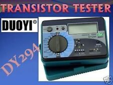 DY294 Digital Transistor FET DIODE Neon Cap Tester