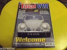 TOTAL VW MAGAZINE JANUARY 1999 #c3