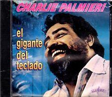 """CHARLIE PALMIERI -  """" EL GIGANTE DEL TECLAD""""  - CD (FIRST PRESSING)"""