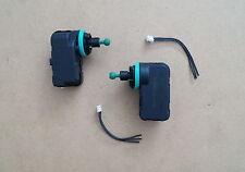 2 Stellmotor  LWR  Fiat  Punto  Scheinwerfer  Leuchtweitenregulierung