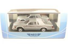 Ford Thunderbird (Silver) 1980