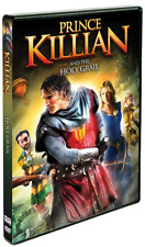 3 DVD's DRAGON KNIGHT, Prince Killian & The Holy Grail, Assassin's Creed:Lineage