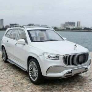 1:24 Mercedes Benz Maybach SUV Diecast Model Toy Car Gift For Kids