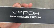 New listing                      vapor true wireless bluetooth earbuds
