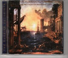 (HG989) The Russian Futurists, The Method Of Modern Love - 2000 CD
