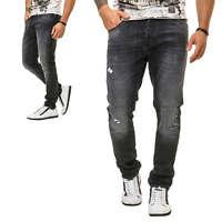Antony Morato Herren Jeans Slim Fit Stretch Denim Herrenhose Destroyed Effekt
