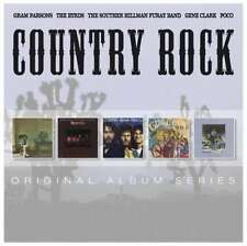 CD de musique country rock sur album